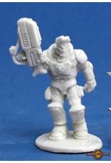 Reaper Miniatures Bones: IMEF: Nick Stone