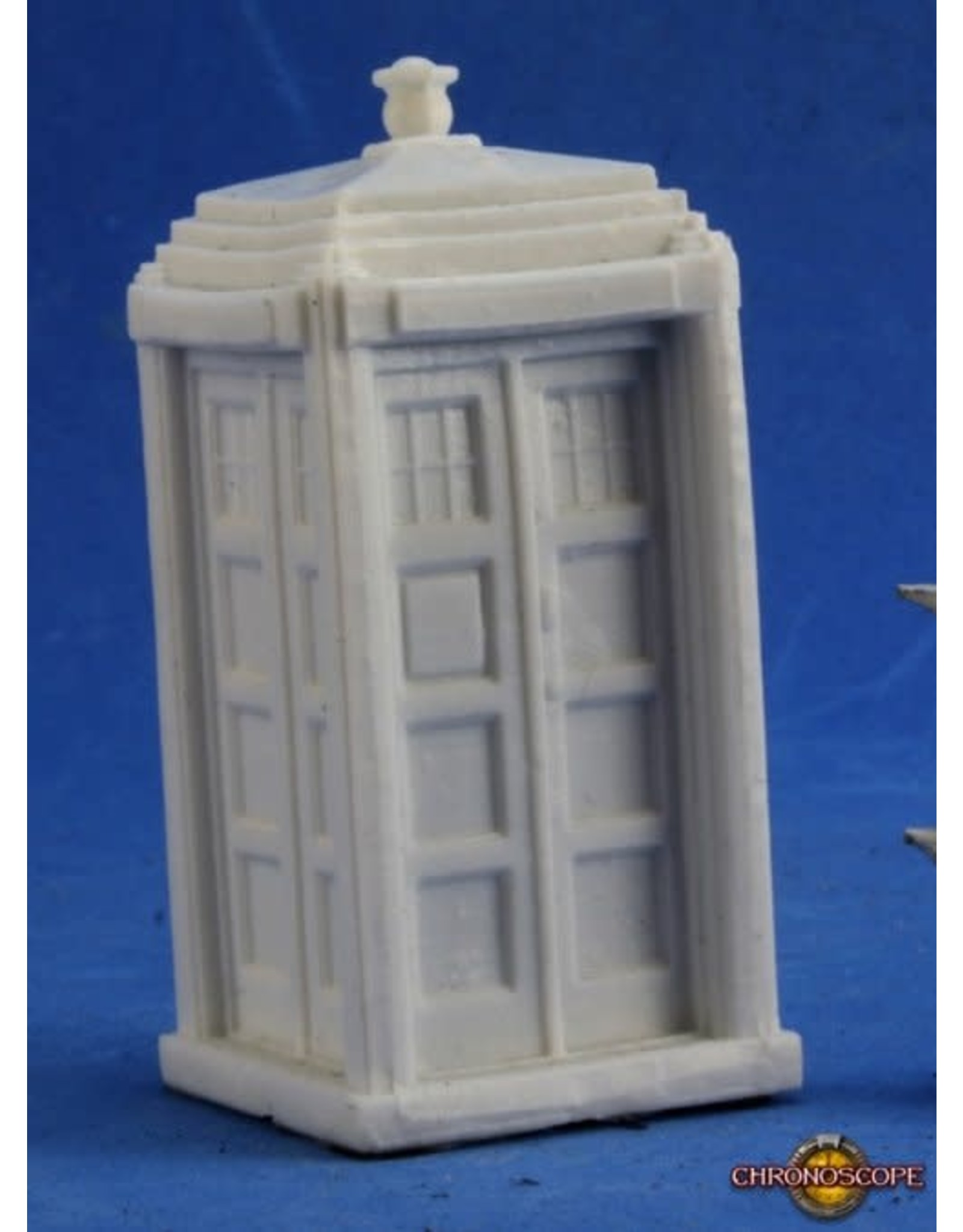 Reaper Miniatures Bones: Telephone Booth
