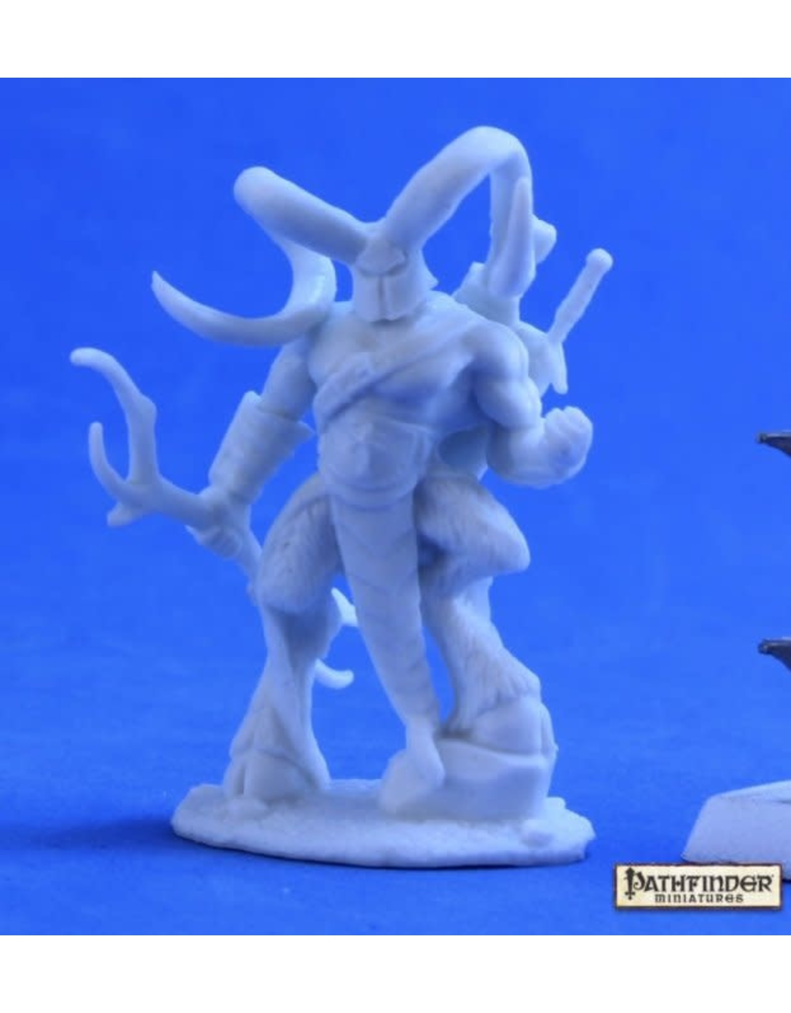 Reaper Miniatures Bones: Horned Hunter