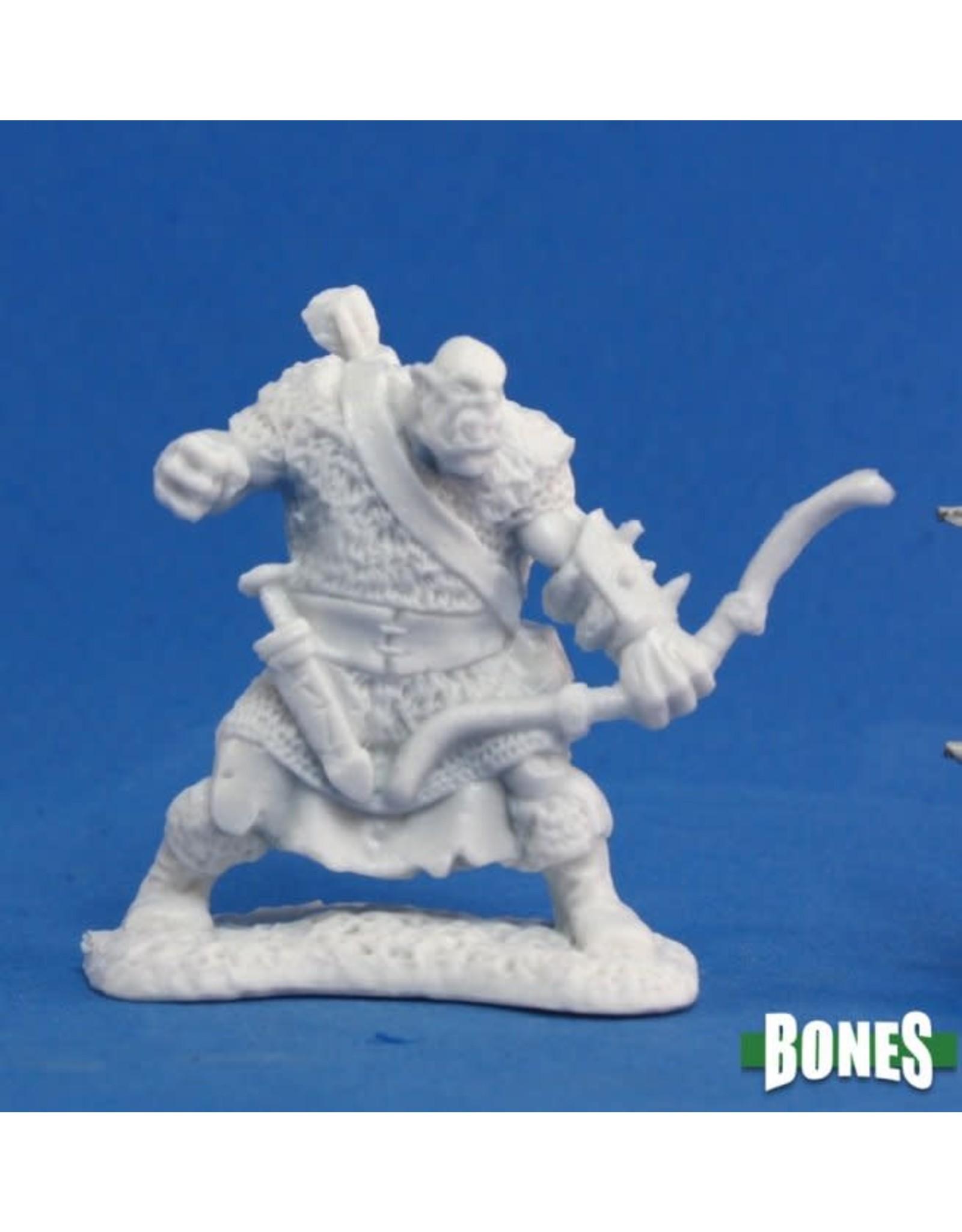 Reaper Miniatures Bones: Orc Sniper (Archer)