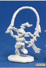 Reaper Miniatures Bones: Pathfinder Goblin Warchanter