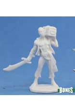 Reaper Miniatures Bones: Hajad, Pirate
