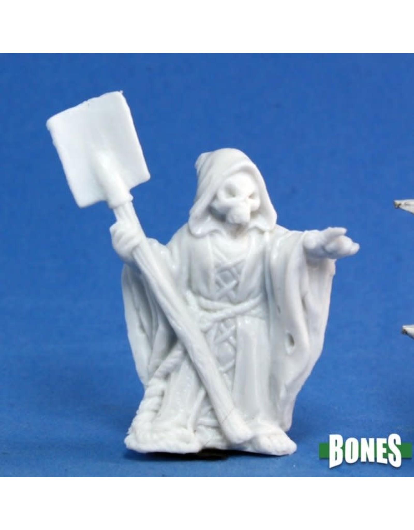Reaper Miniatures Bones: Mr Bones (Shovel)