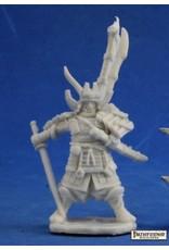 Reaper Miniatures Bones: Nakayama, Iconic Samurai
