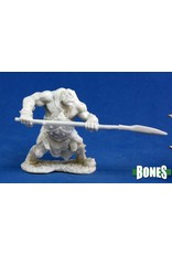 Reaper Miniatures Bones: Orc Hunter (Spear)
