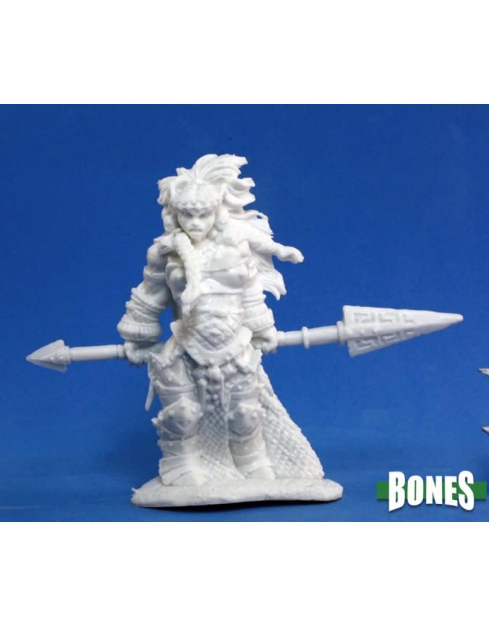 Reaper Miniatures Bones: Vanja, Fire Giant Queen