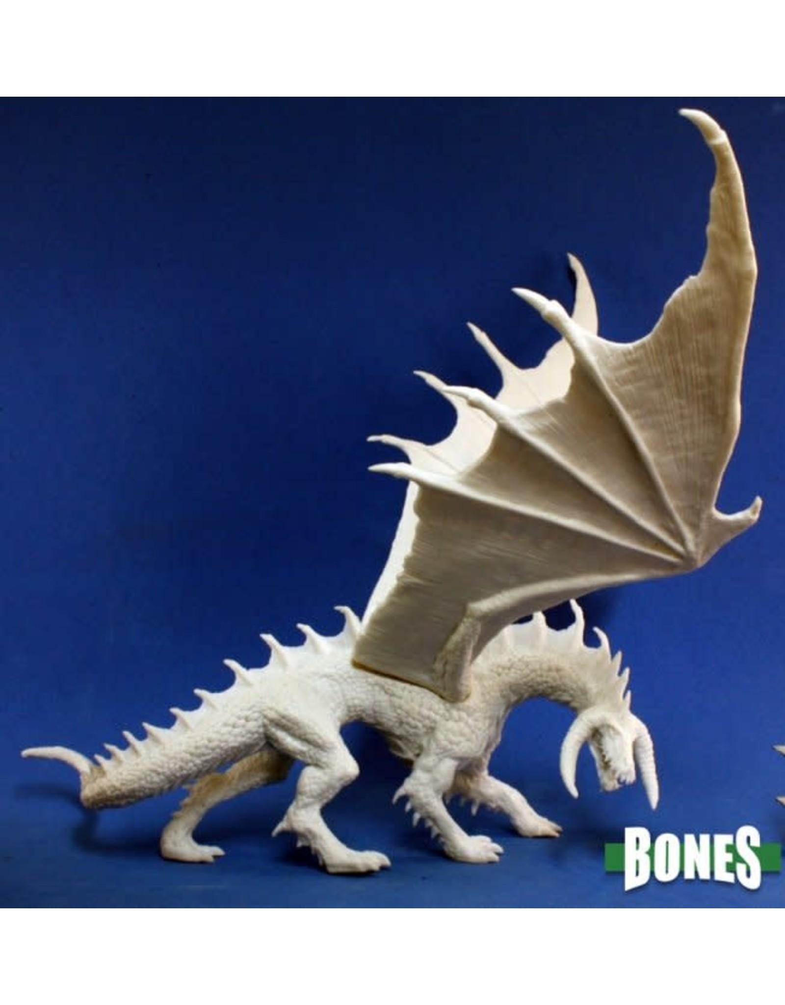 Reaper Miniatures Bones: Ebonwrath, Dragon