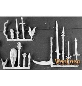 Reaper Miniatures Necropolis Weapons (15)
