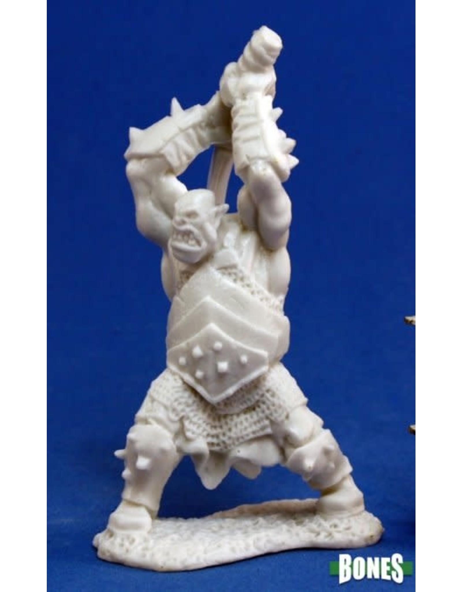 Reaper Miniatures Bones: Orc Berserker (Greatsword)