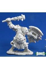 Reaper Miniatures Bones: Kagunk, Ogre Chieftain