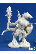 Reaper Miniatures Bones: Lizardman Warrior