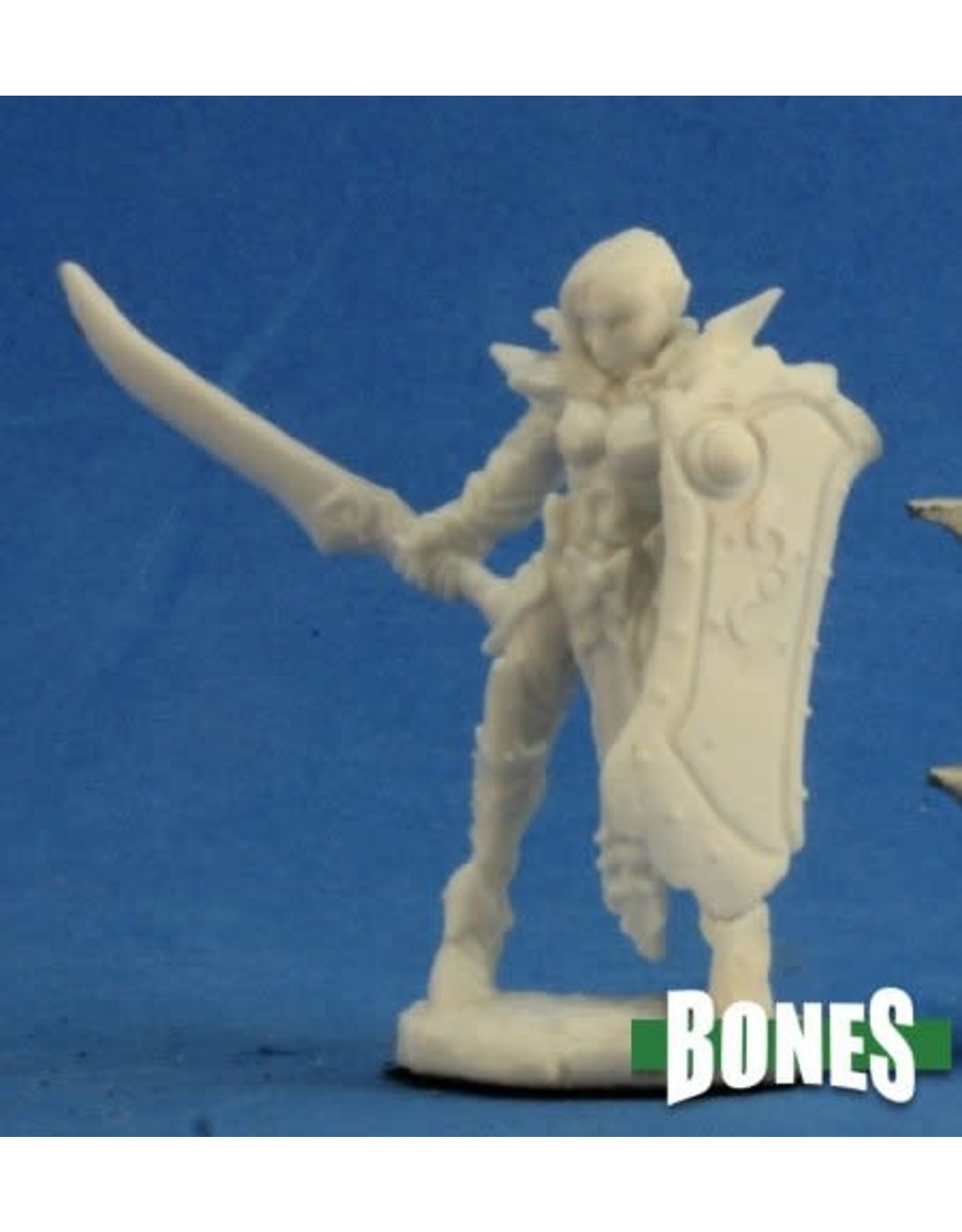 Reaper Miniatures Bones: Cassiata Female Anti-Paladin