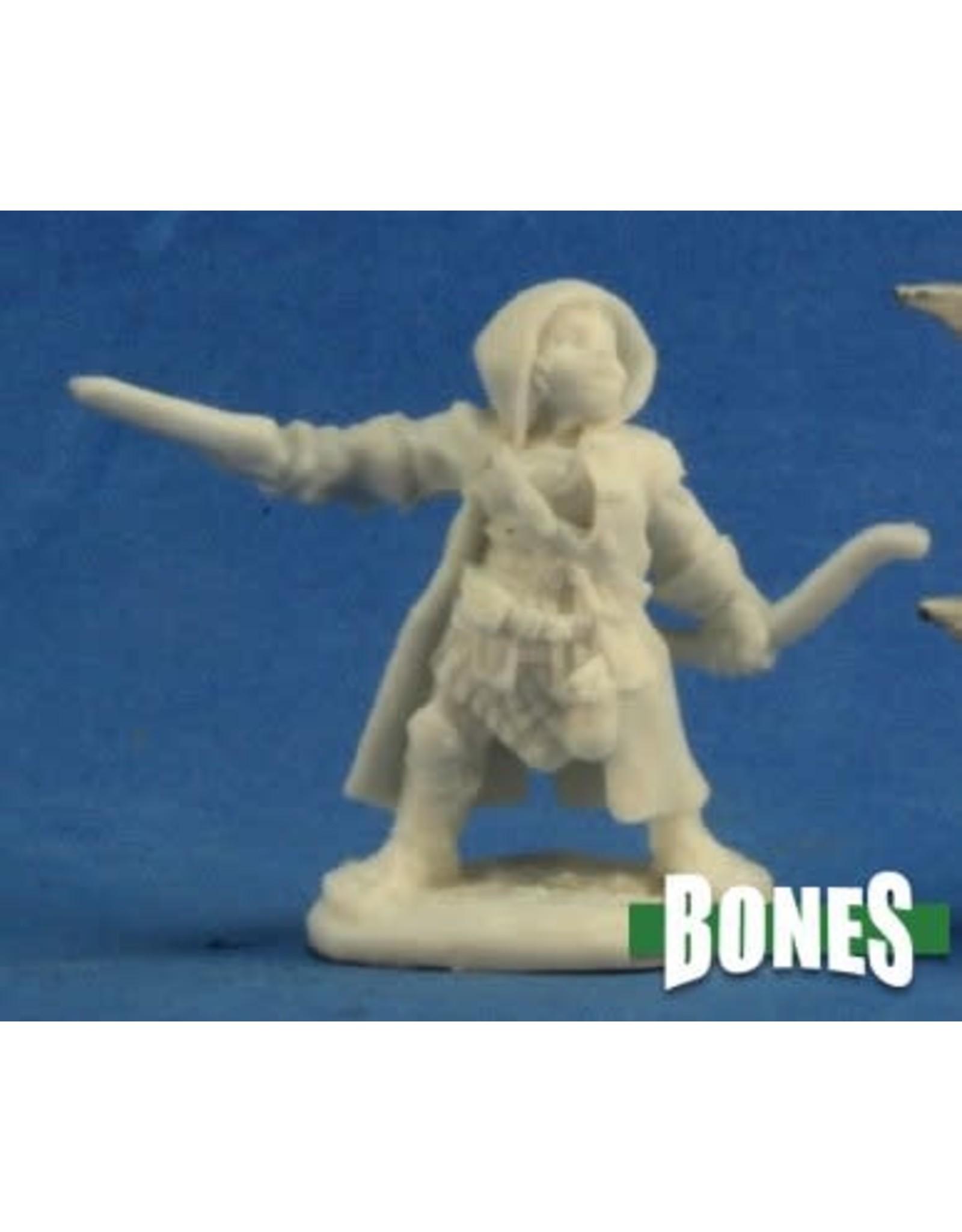 Reaper Miniatures Bones: Woody Halfling Ranger