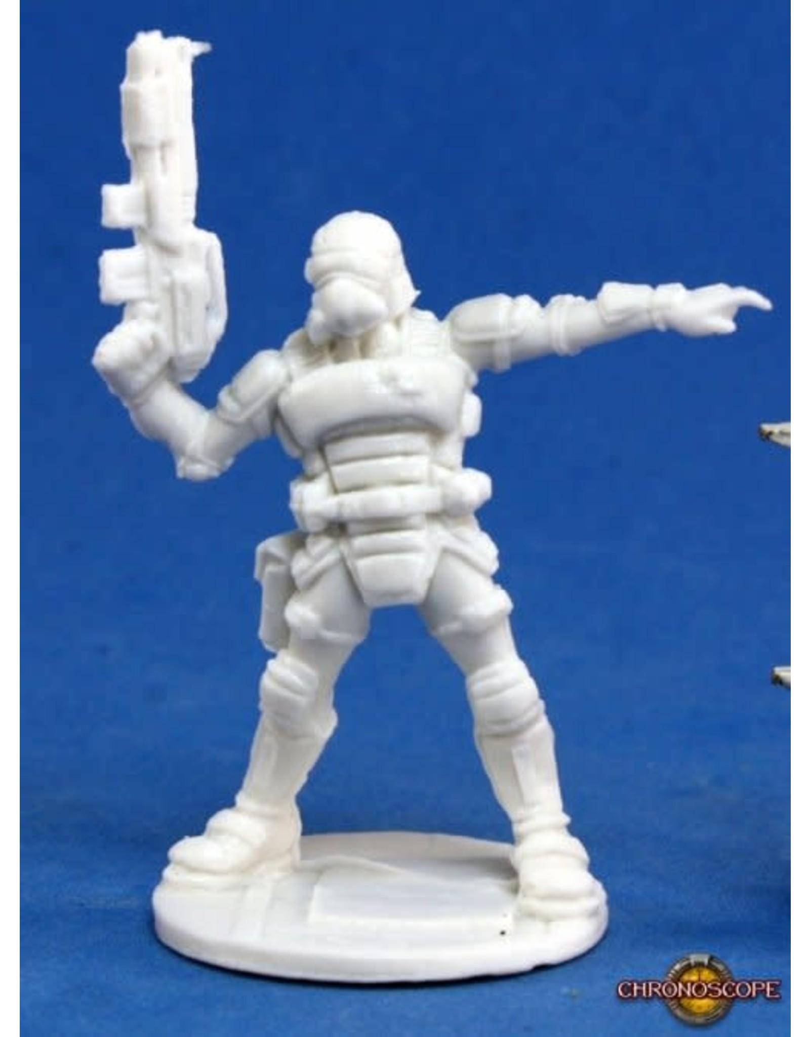 Reaper Miniatures Bones: Nova Corp:Sgt