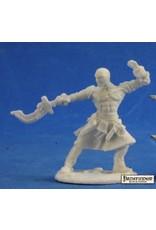 Reaper Miniatures Bones: Sajan Iconic Monk