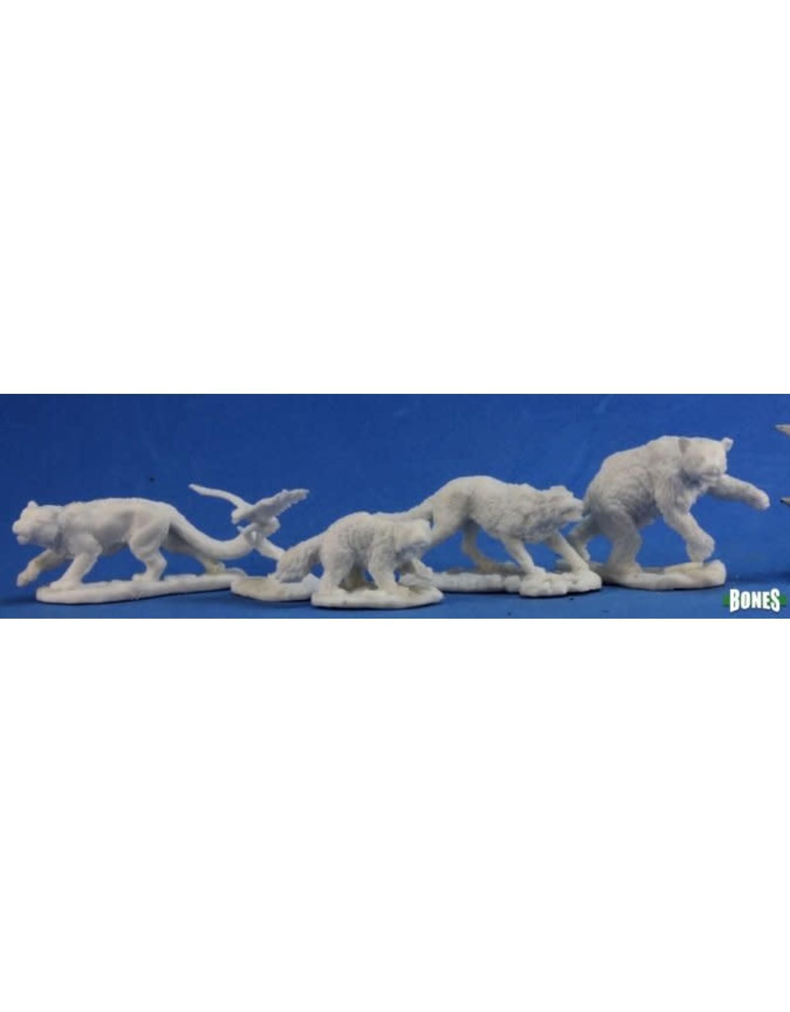 Reaper Miniatures Bones: Companion Animals