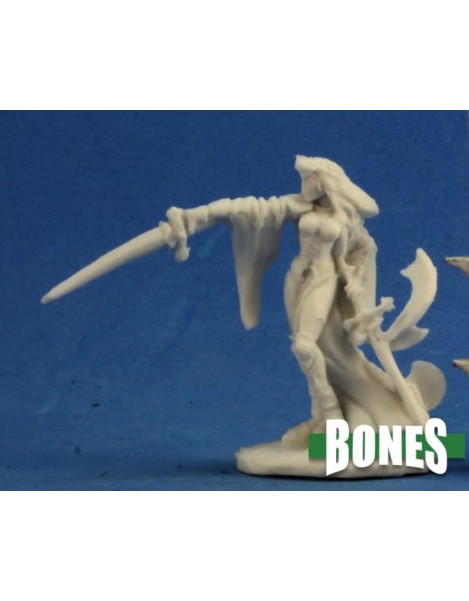 Reaper Miniatures Bones: Kristiana Female Paladin