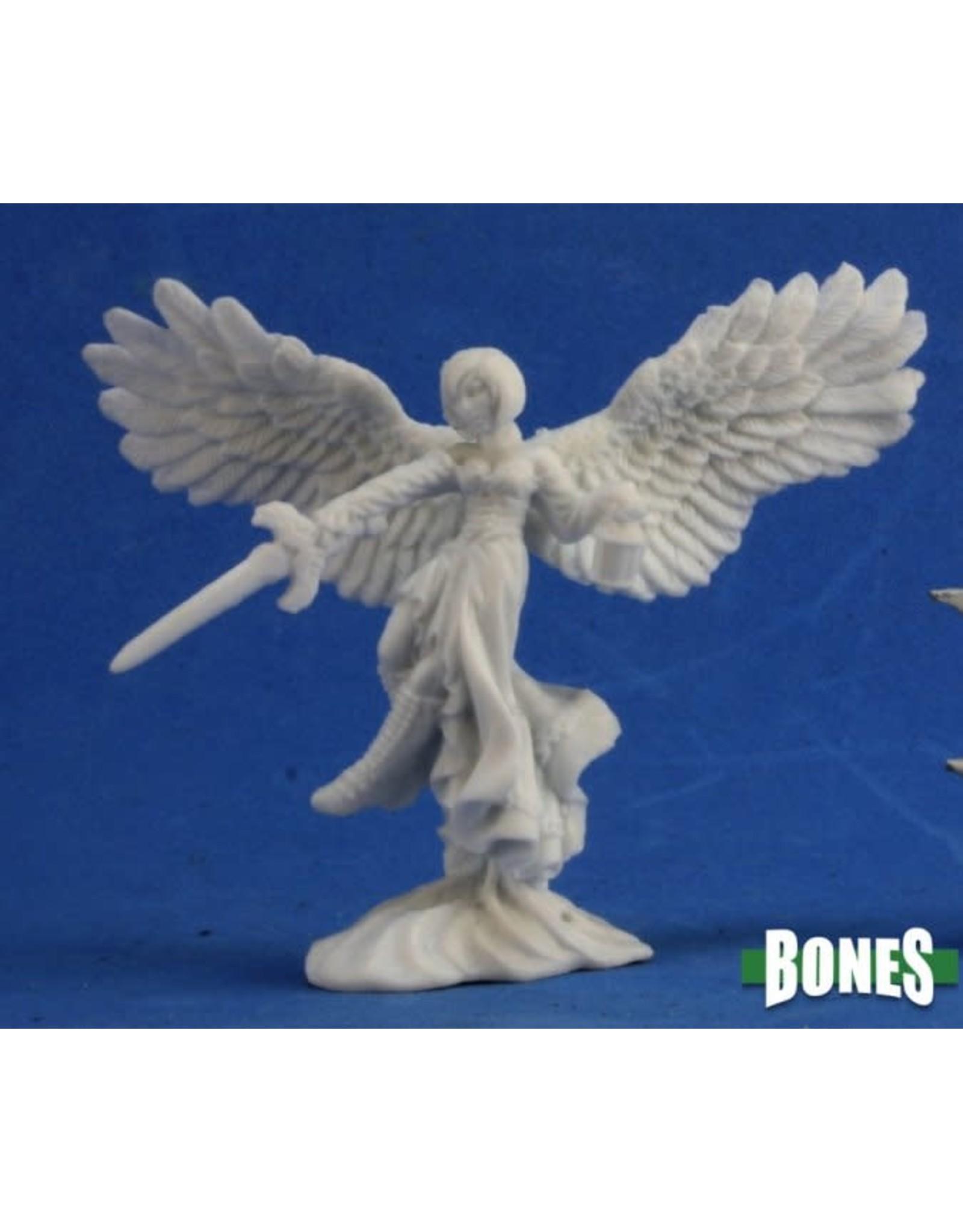 Reaper Miniatures Bones: Angel of Shadows