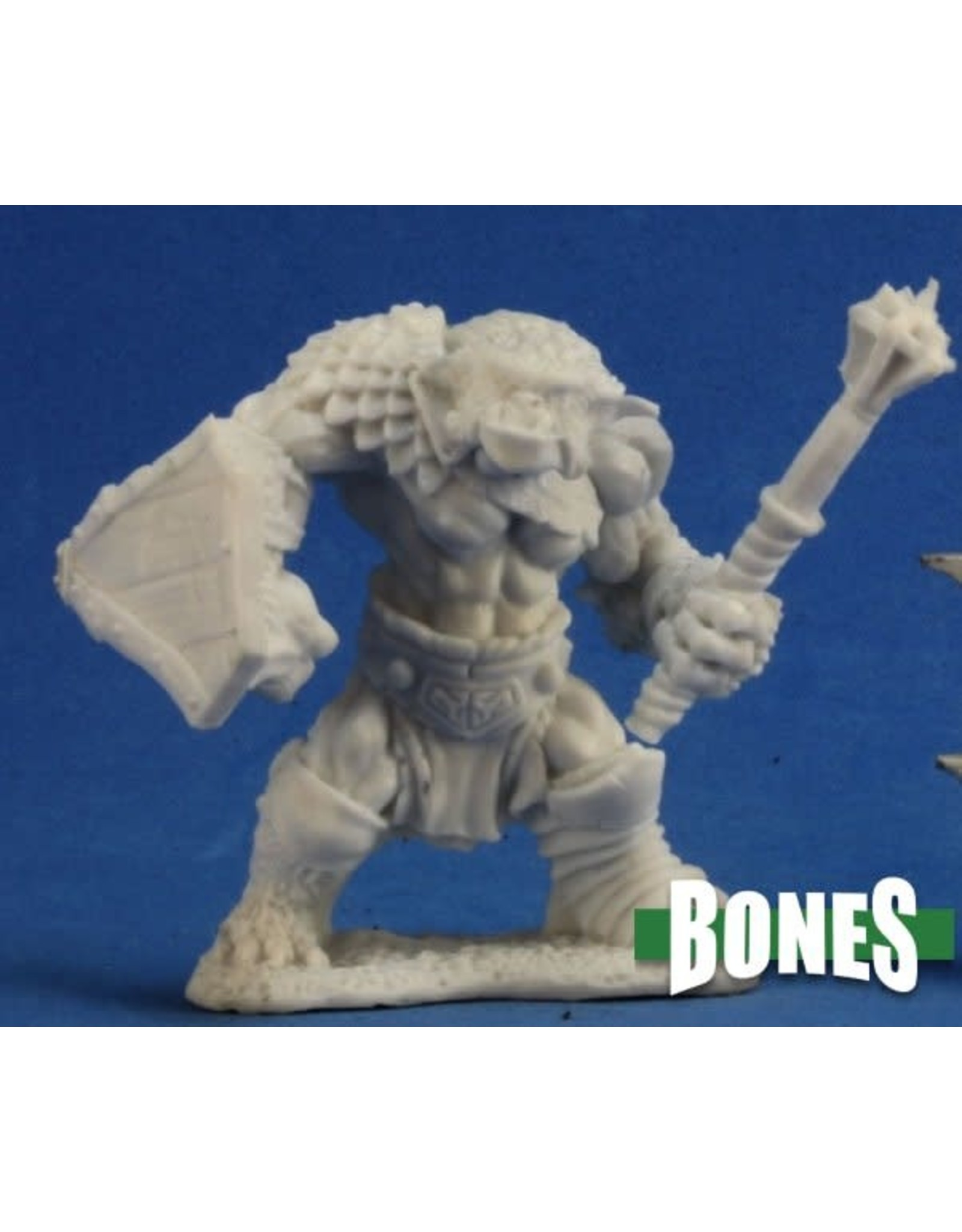 Reaper Miniatures Bones: Mogg, Bugbear Left Handed