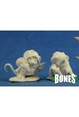 Reaper Miniatures Bones: Mousling Thief and Assassin
