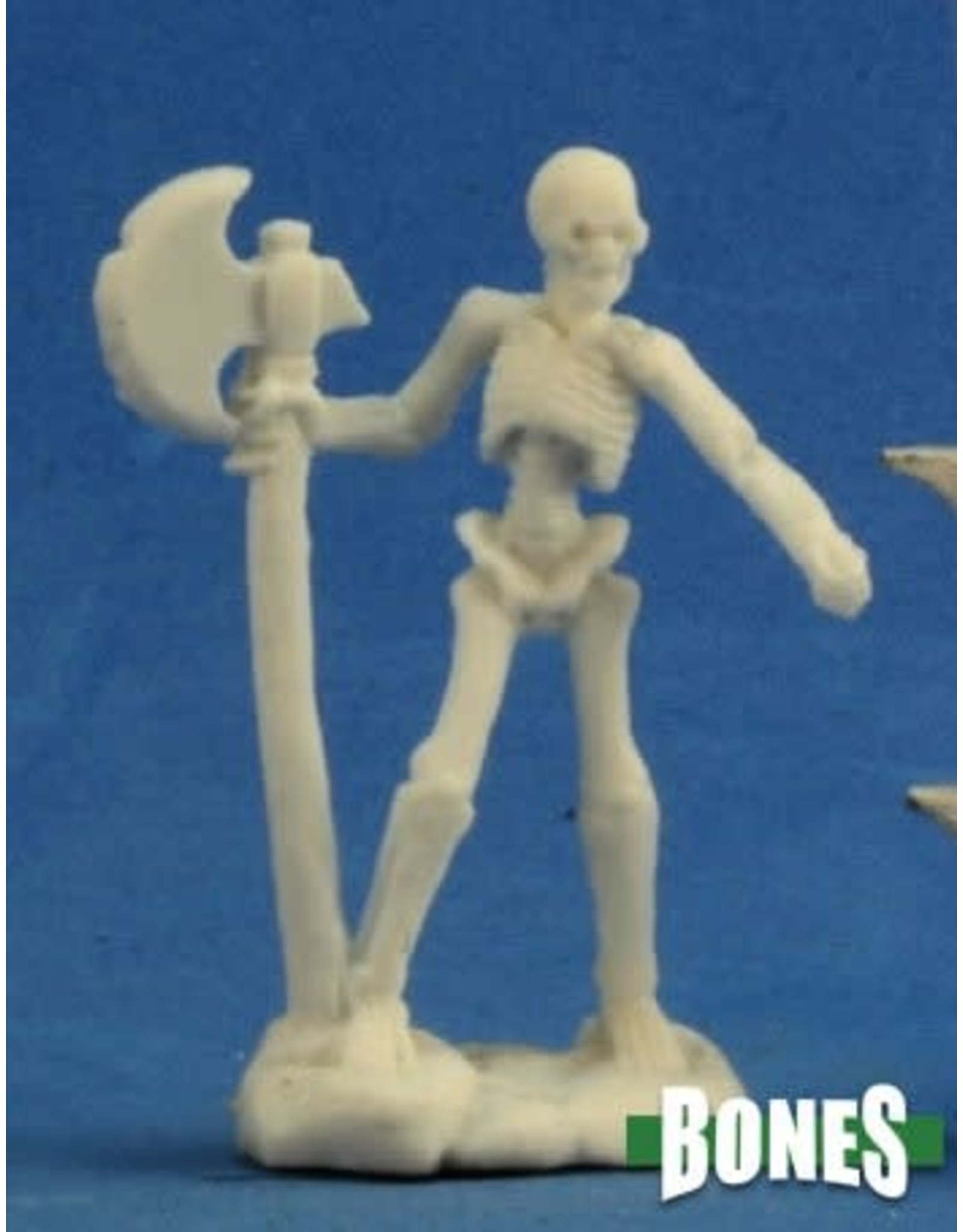 Reaper Miniatures Bones: Skeleton Warrior Axeman [3]