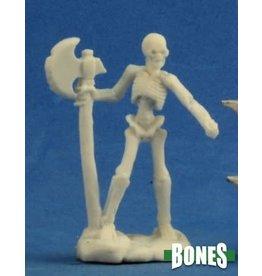 Reaper Miniatures Bones: Skeleton Warrior Axeman [3]
