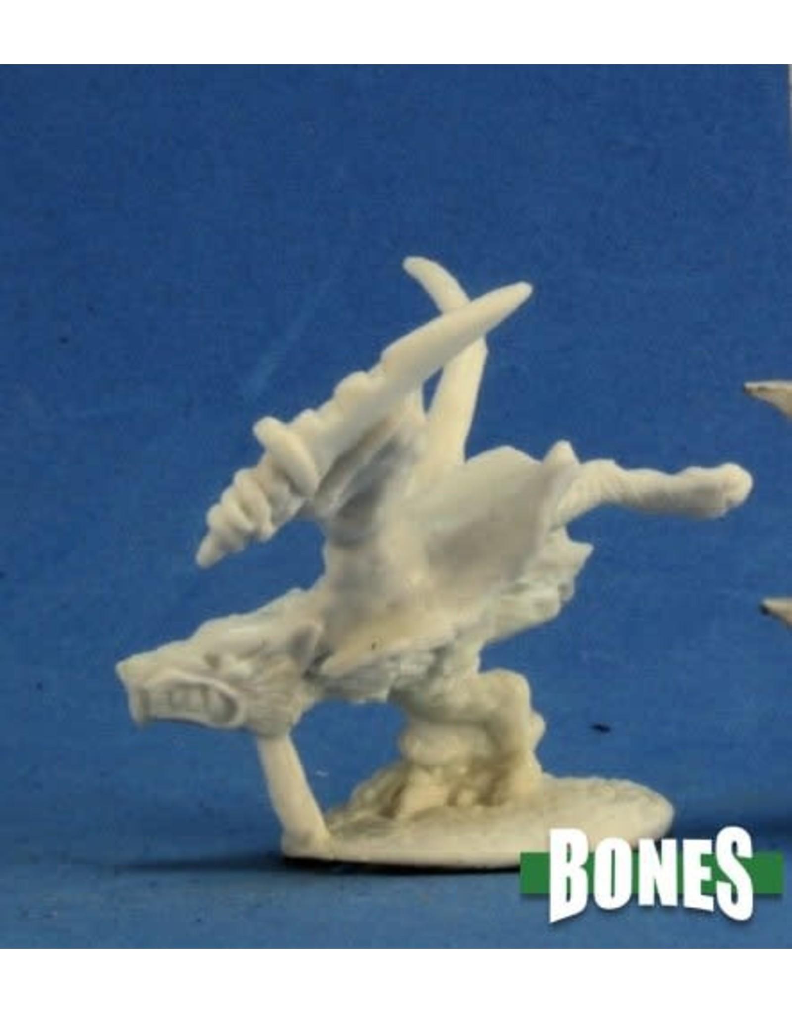 Reaper Miniatures Bones: Wererat Assassin