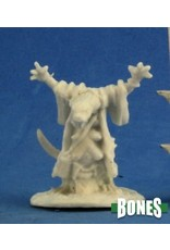Reaper Miniatures Bones: Wererat Matriarch