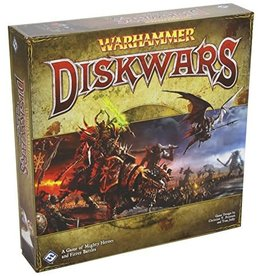 Fantasy Flight Games Warhammer Diskwars Core Game