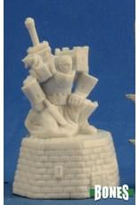 Reaper Miniatures Bones: Male Paladin