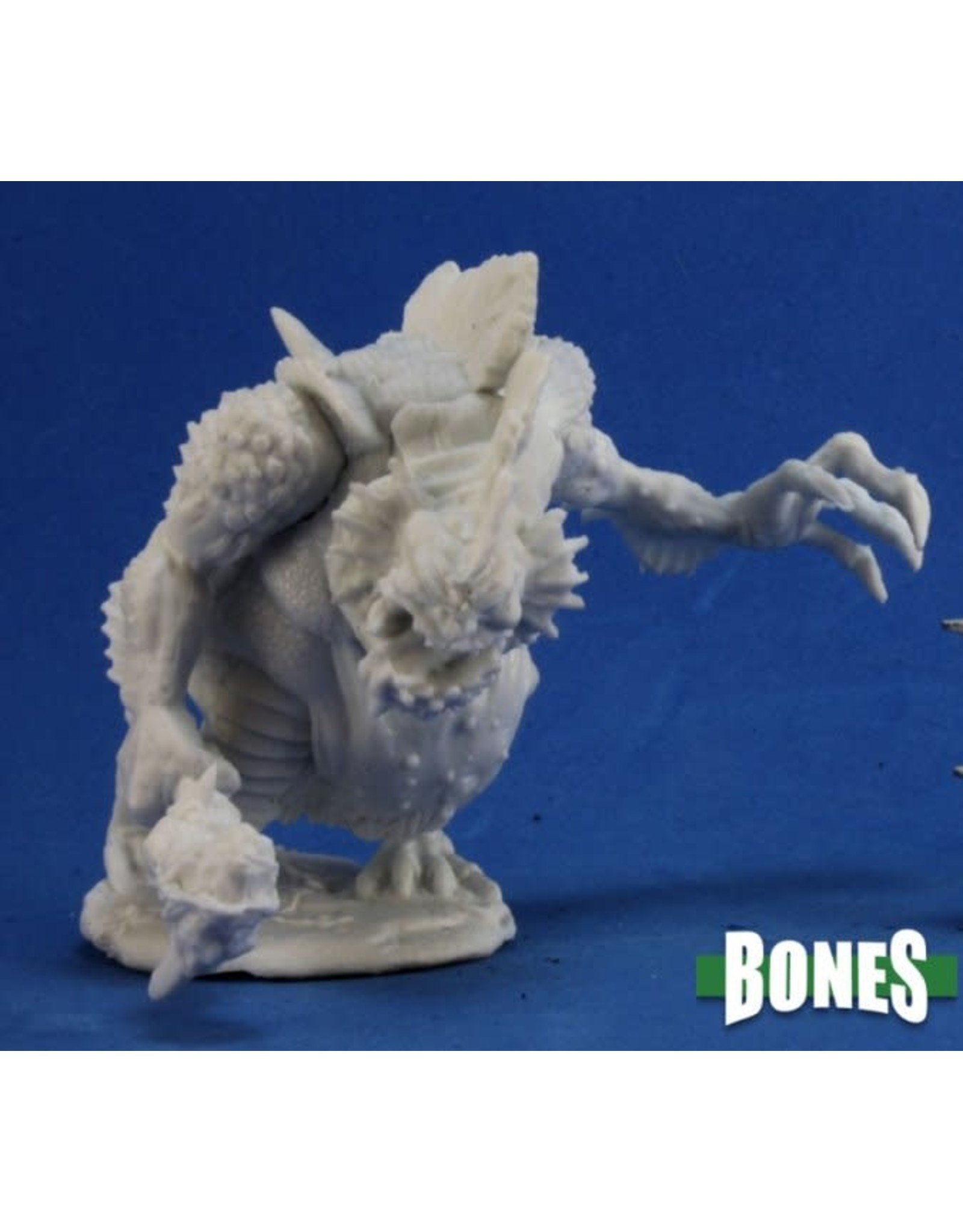 Reaper Miniatures Bones: Kallaguk Troll King
