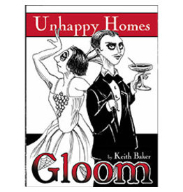 Atlas Games Gloom 2nd Edition: Unhappy Homes