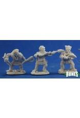 Reaper Miniatures Bones: Derro Warriors (3)