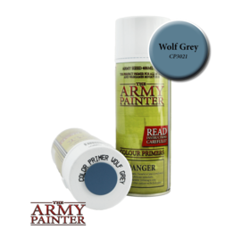 Army Painter Color Primer: Wolf Grey