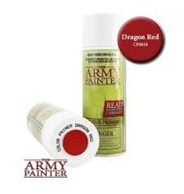 Army Painter Color Primer: Dragon Red