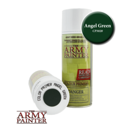 Army Painter Color Primer: Angel Green Spray