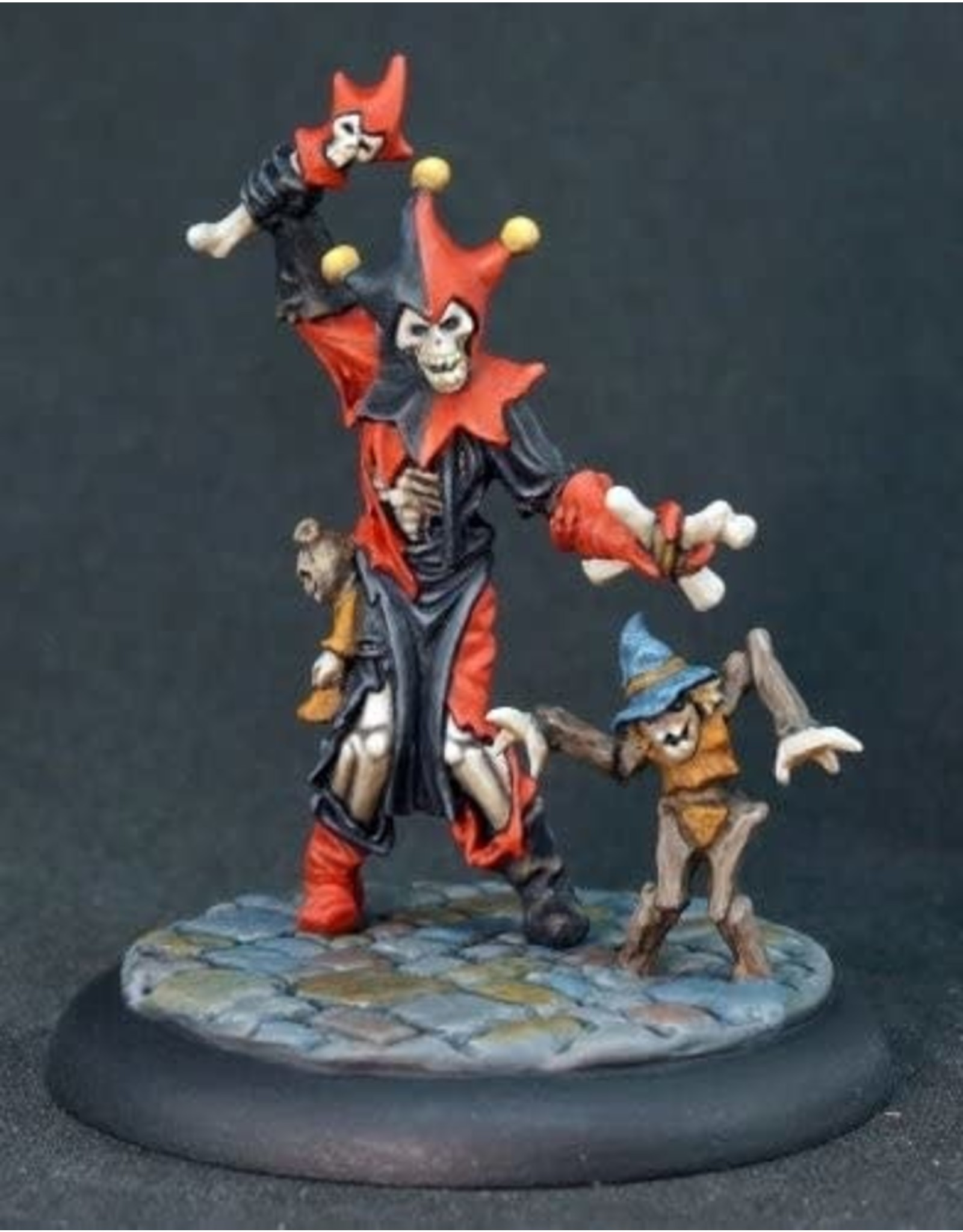 Reaper Miniatures 25th Anniversary: April: Hecklemeyer & Styx