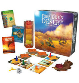 Game Wright Forbidden Desert