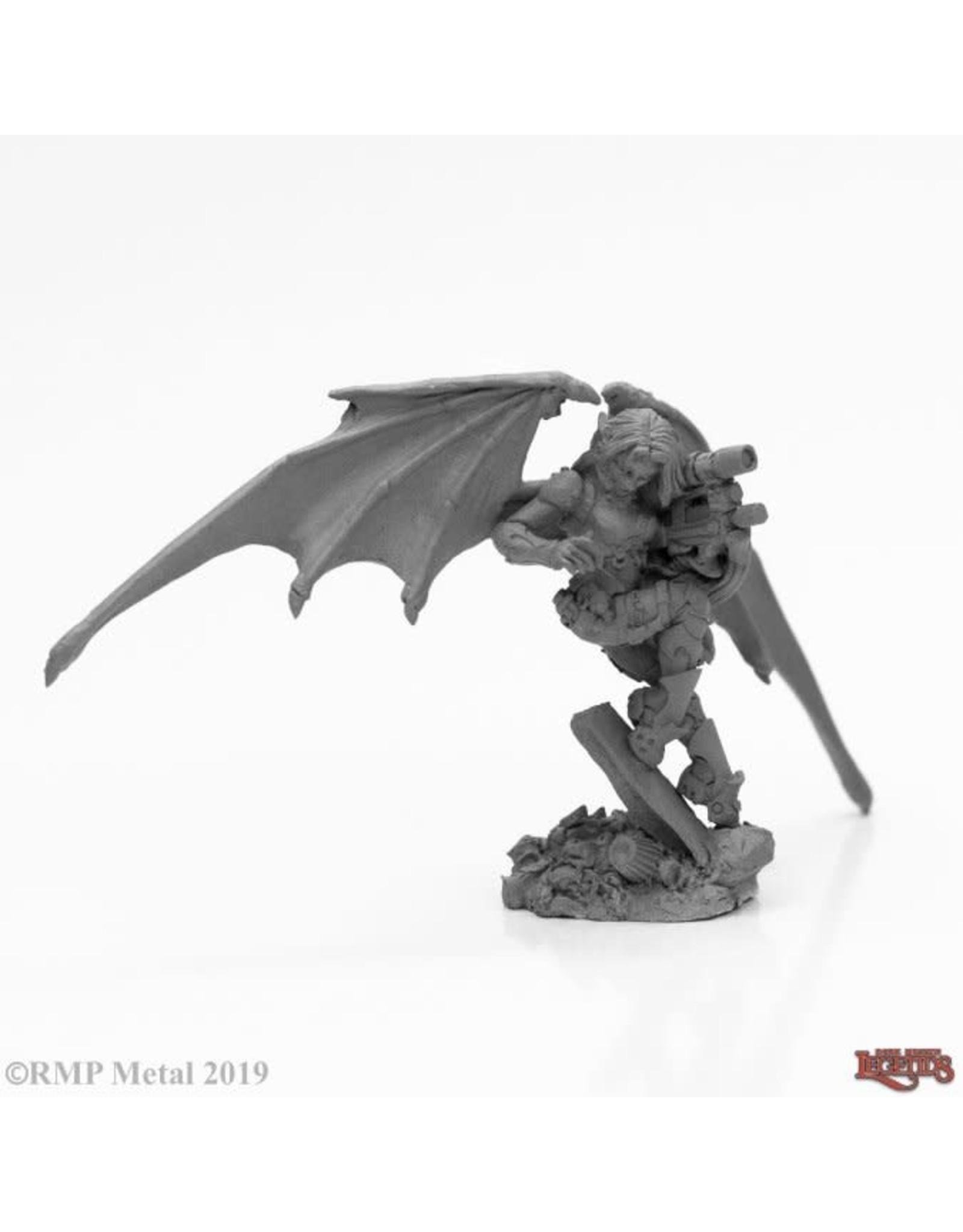 Reaper Miniatures 2007 sci-fi Sophie