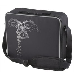 Ultra Pro Gaming Case Silver Dragon