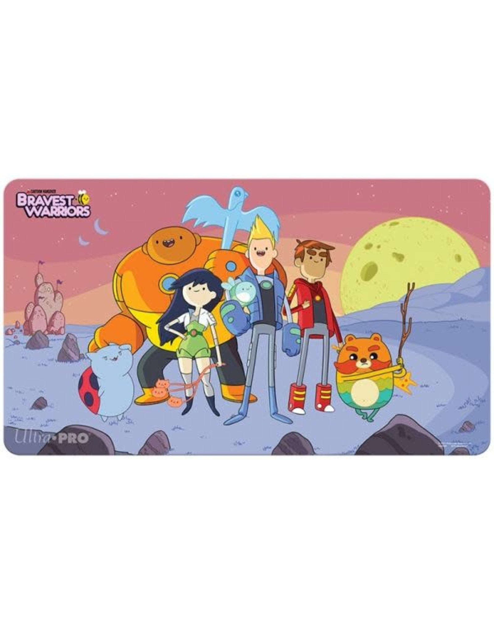 Ultra Pro Bravest Warriors Heroes Playmat