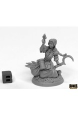 Reaper Miniatures Bones Black: Juliana, Herbalist