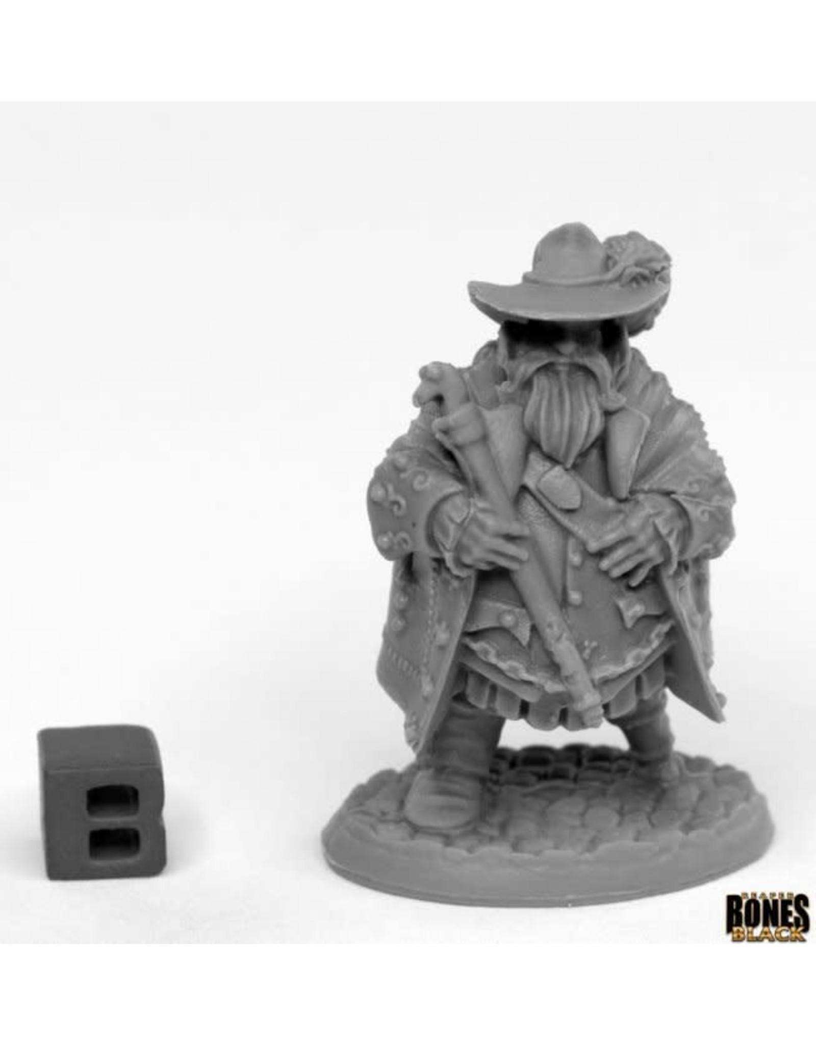 Reaper Miniatures Bones Black: Reeve Planomap