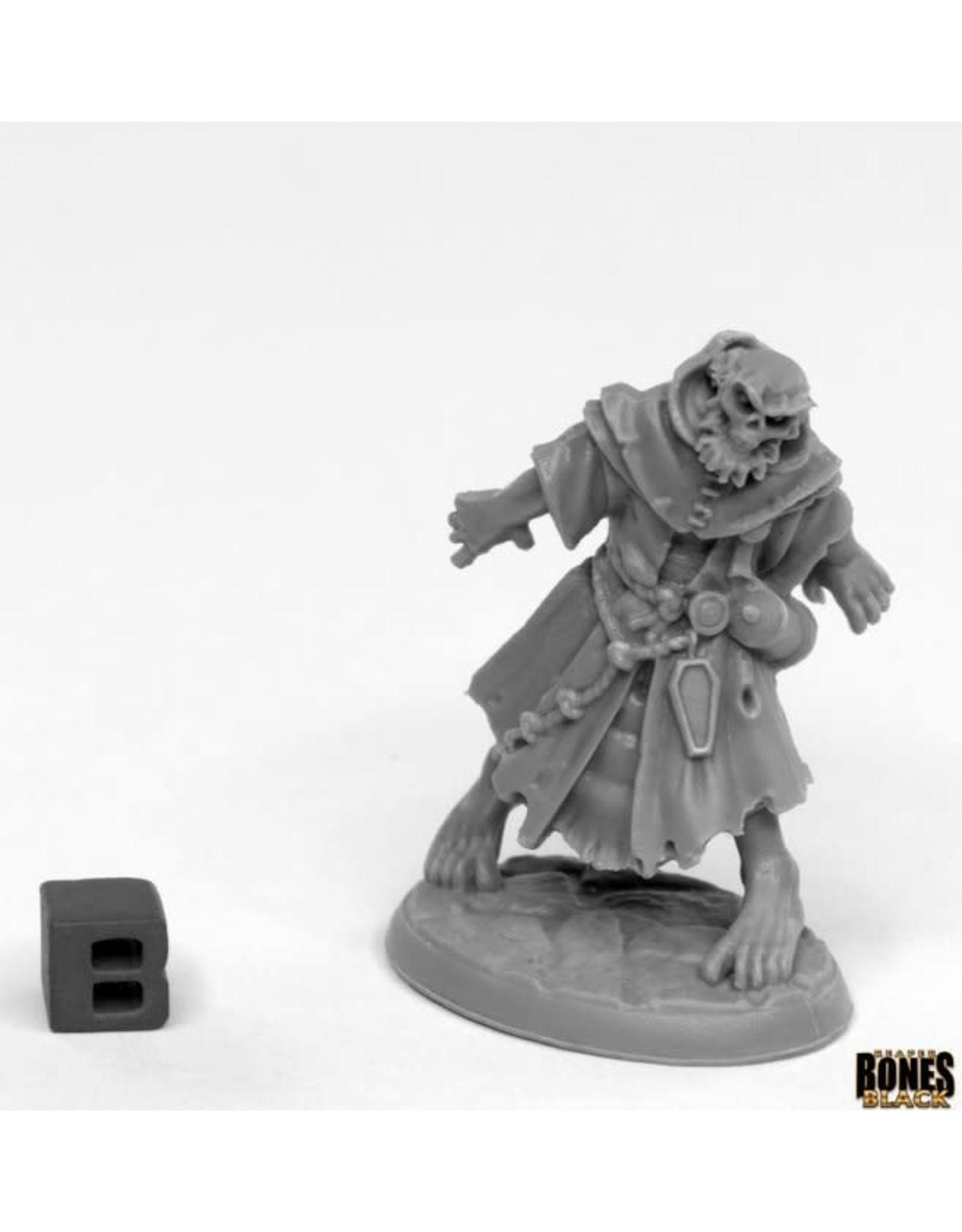 Reaper Miniatures Bones Black: Dreadmere Wight