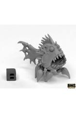 Reaper Miniatures Bones Black: Terrorfish