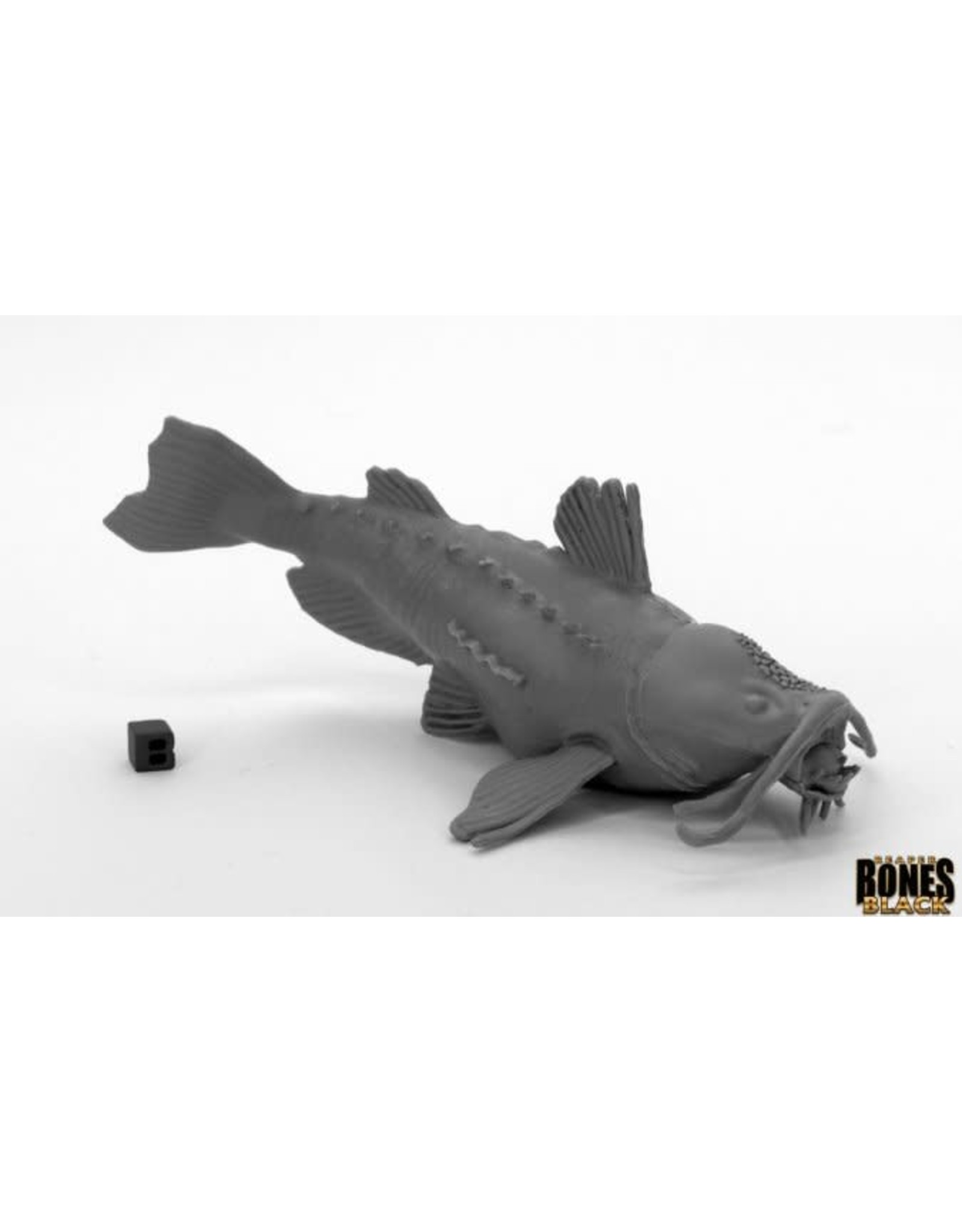 Reaper Miniatures Bones Black: Gulper