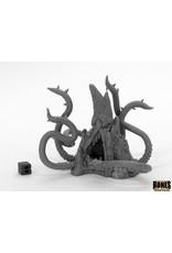 Reaper Miniatures Bones Black: Stone Lurker