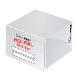 Ultra Pro DB: Dual: PRO Solid White