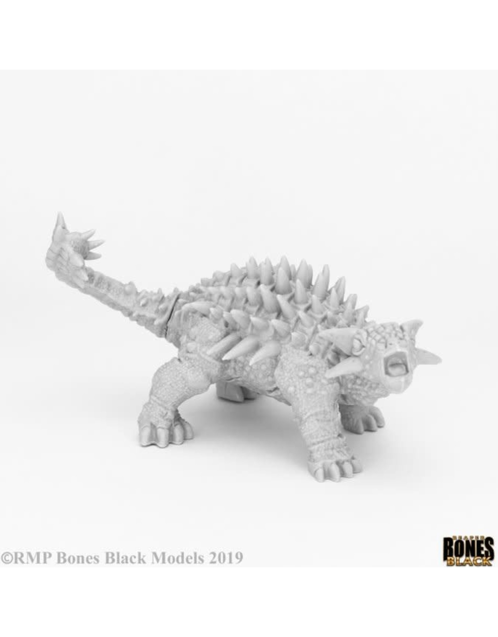 Reaper Miniatures Bones Black: CLUBTAIL