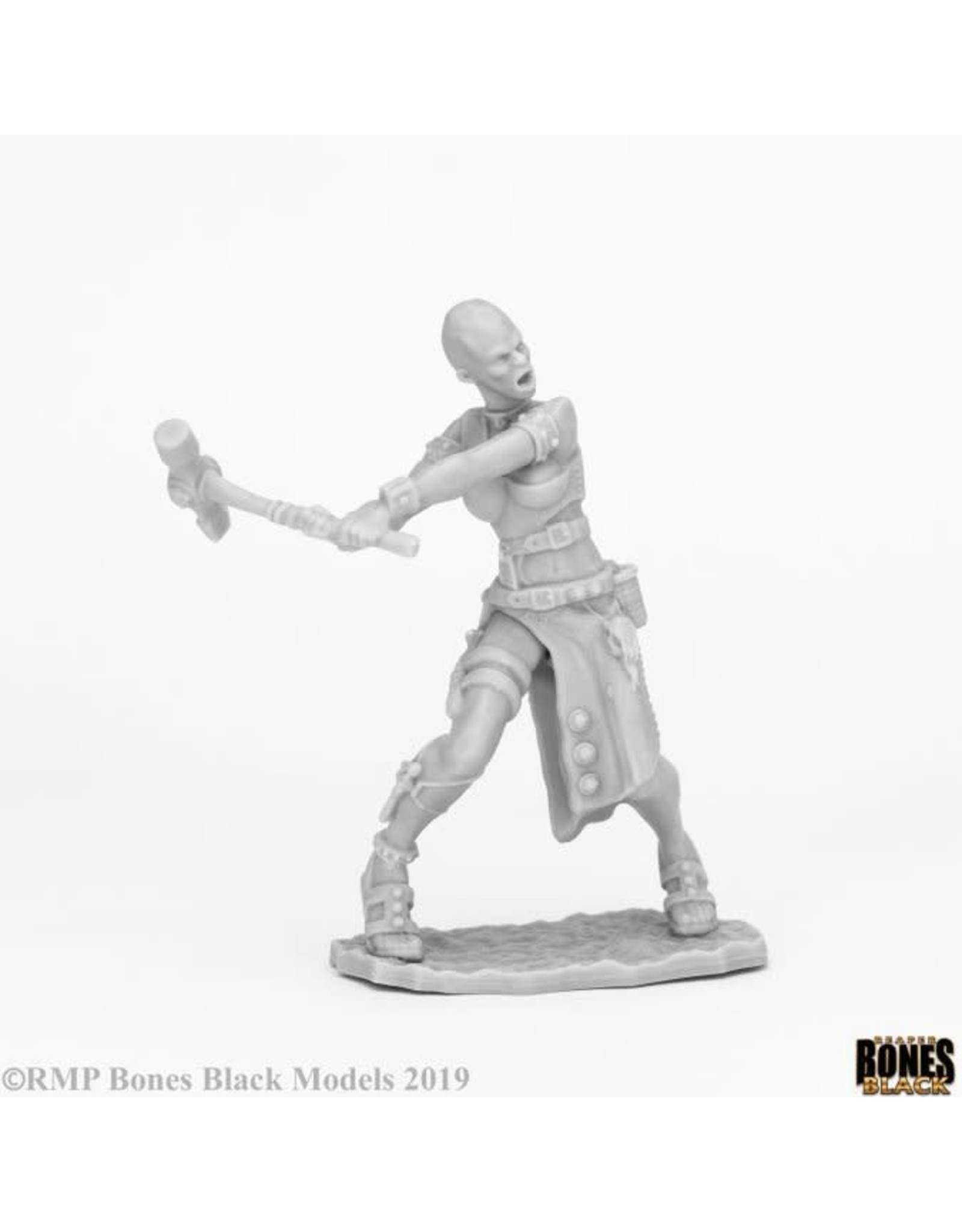 Reaper Miniatures Bones Black: Stone Giant Champion